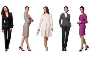 Business Fashion Styleguide semi-formal