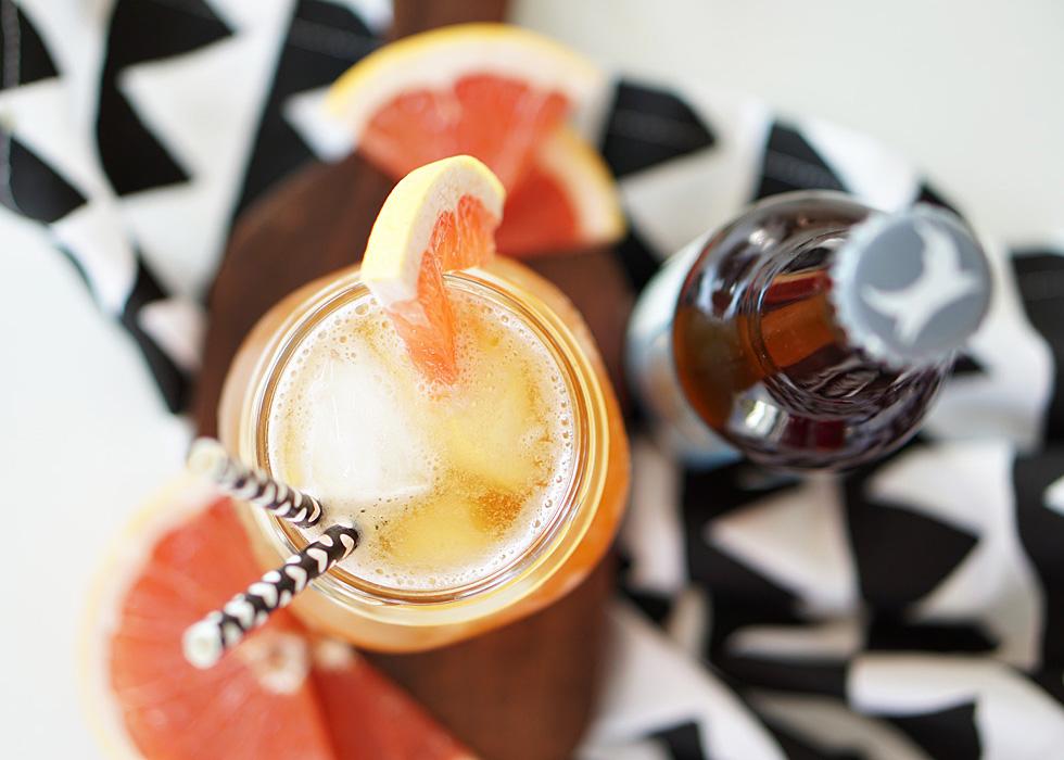 Grapefruit Radler Sommer Drink IPA Bier 2