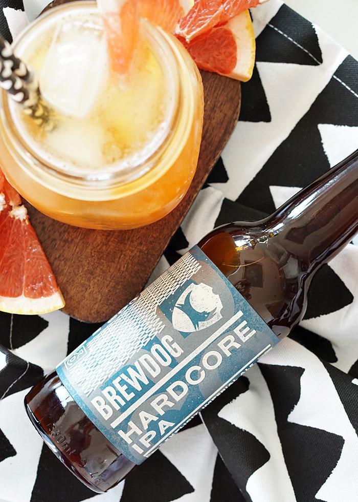 Grapefruit Radler Sommer Drink IPA Bier 3