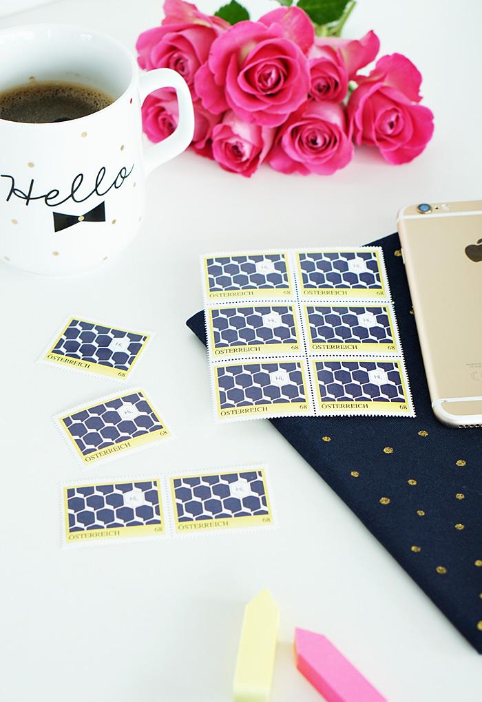 Post.at Meine Marke individuelle Briefmarke 7