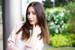 how to wear bomberjacke bomber jacket fashionblog graz 1