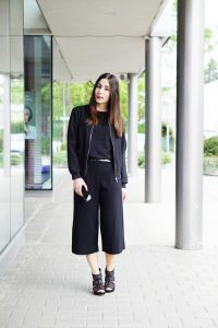 Outfit Culottes Fashionblog Oesterreich 1