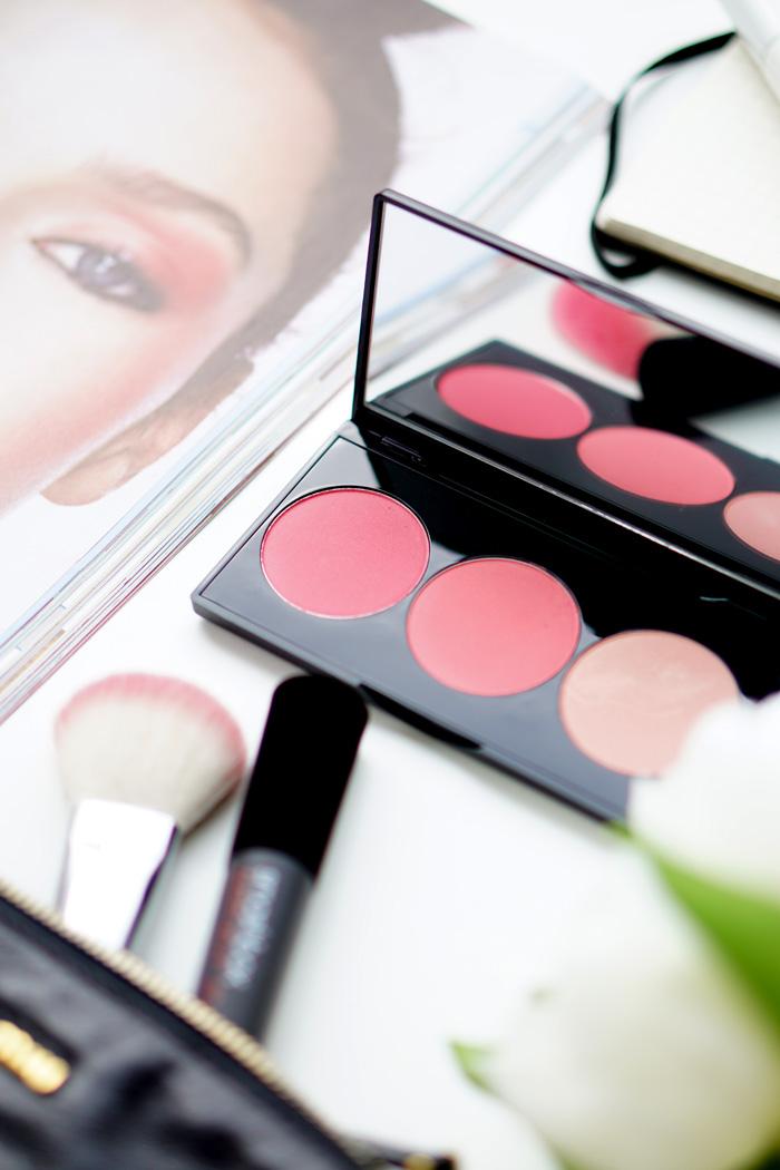 Rouge Anwendung pro Gesichtsform