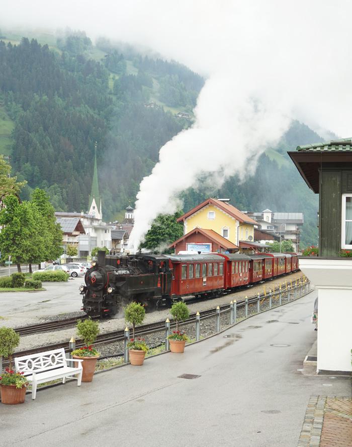 Hotel Theresa Wellness-Urlaub Erfahrungsbericht Zillertal Bahn