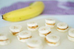 schoko erdnussbutter bananen truffles 2