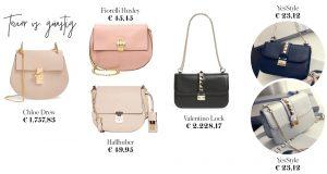 Chloe Bag Lookalike Valentino Bag Lookalike 3
