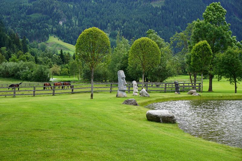 Hotel Gut Weissenhof Golfplatz Urlaub