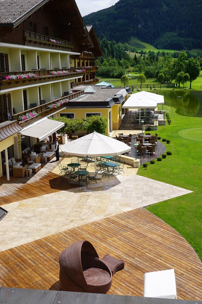 Hotel Gut Weissenhof Golfurlaub Reisebericht 01