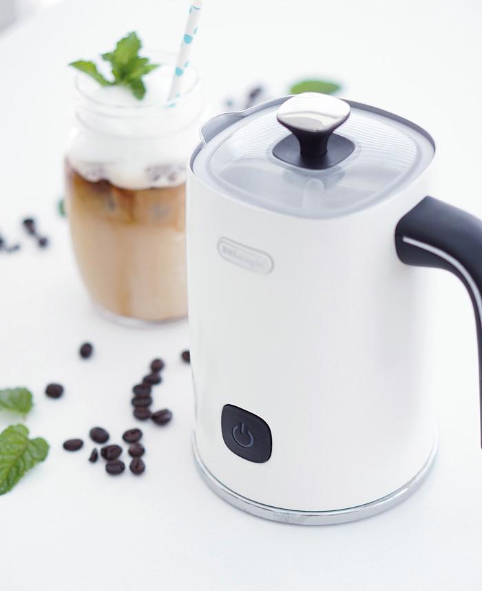 Iced Mint Coffee Eiskaffee mit selbstgemachtem Minzsirup 2