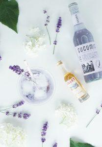 Lillet Lavender Sommerdrink 01