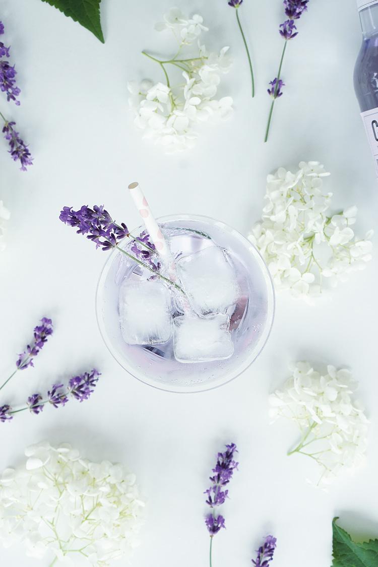 Lillet Lavender Sommerdrink 05