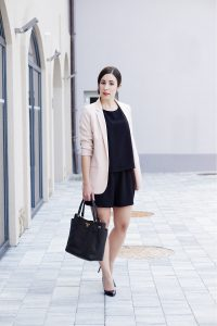 Jumpsuit Buero Office Outfit Businessstyle Blog