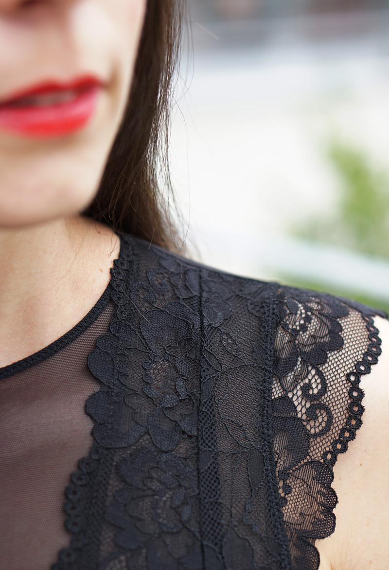 Lingerie Look im Alltag Fashionblog Oesterreich 1