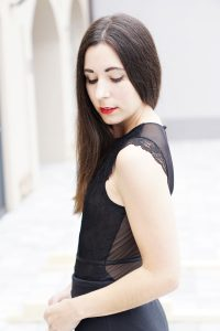 Lingerie Look im Alltag Fashionblog Oesterreich