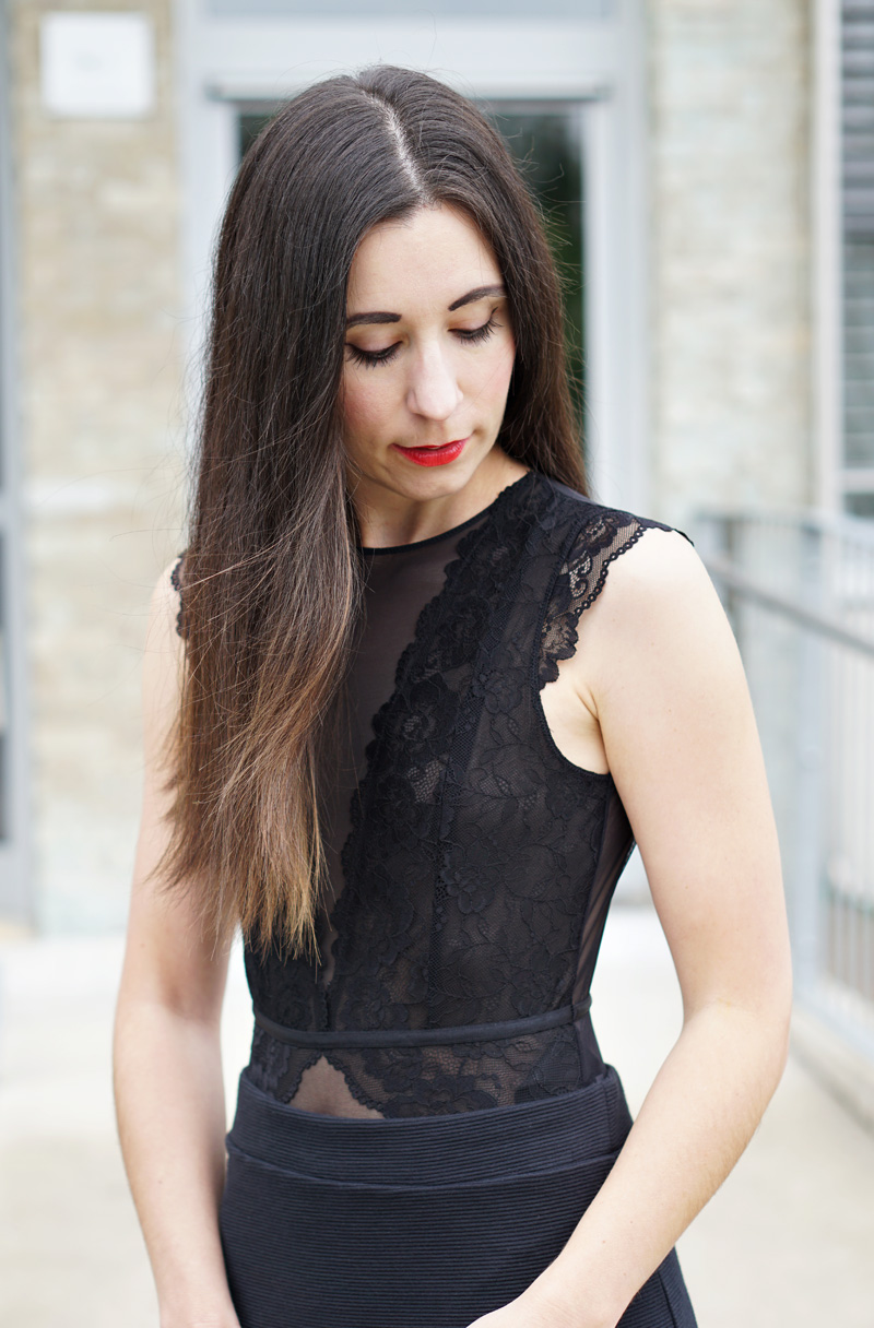 Lingerie Look im Alltag Fashionblog Oesterreich 3