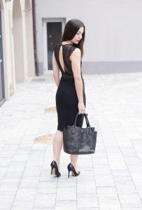 Lingerie Look im Alltag Fashionblog Oesterreich 4