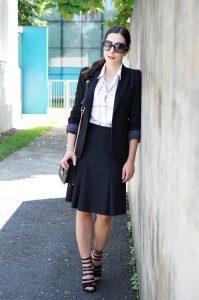 Oroblu Outfit Fashion Blog Oesterreich 1