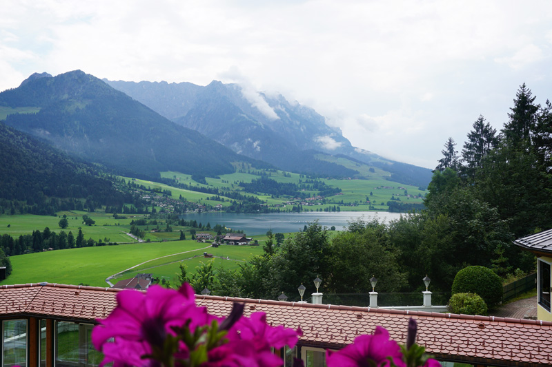 Hotel Panorama Walchsee Tirol 28