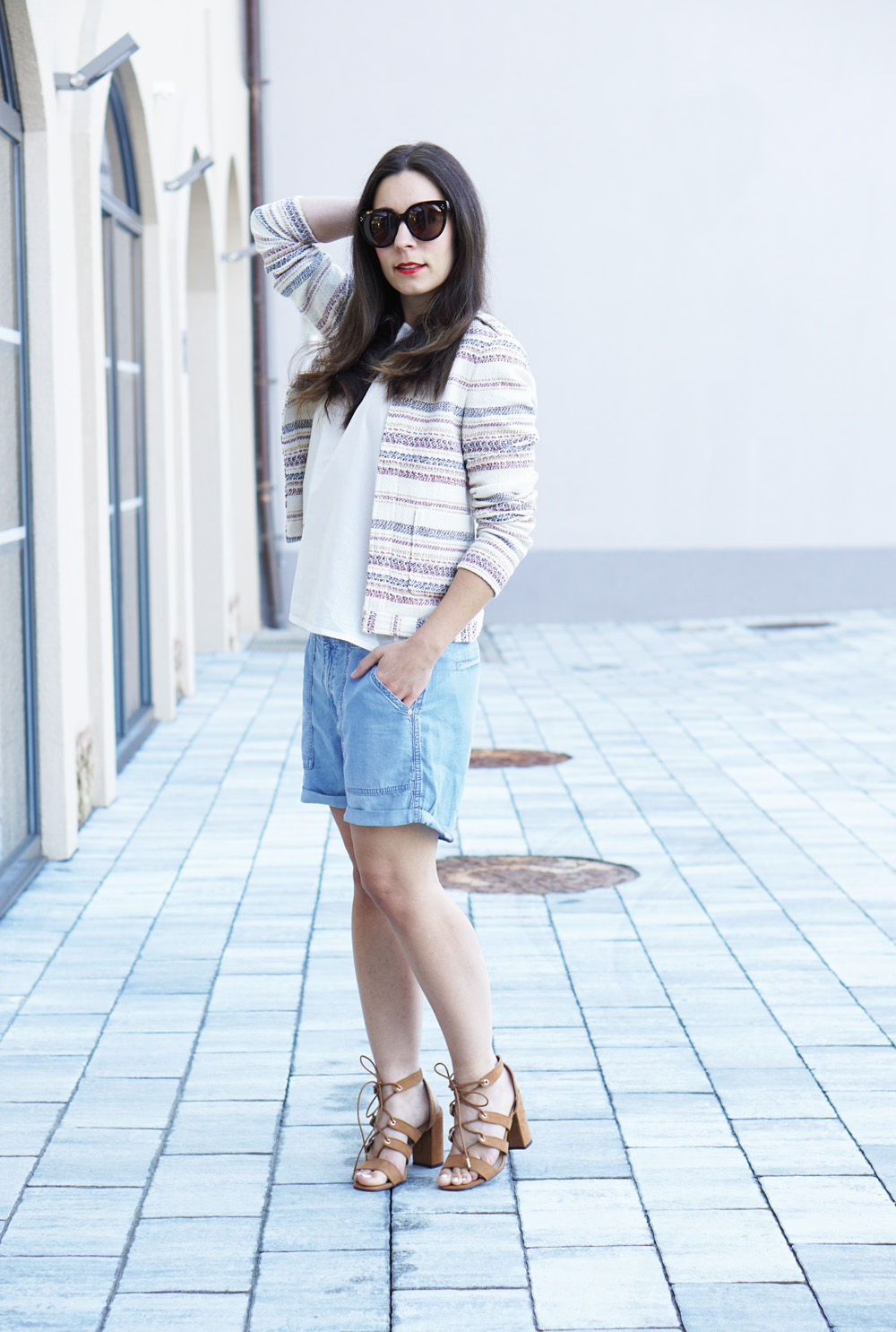 Outfit Modeblog Oesterreich Promod Outfit 1