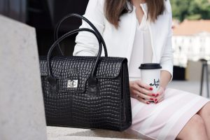 Maxwell Scott Businesstasche – Business Outfit My Mirror World 9