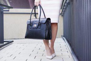 Maxwell Scott Businesstasche – Business Outfit My Mirror World 1