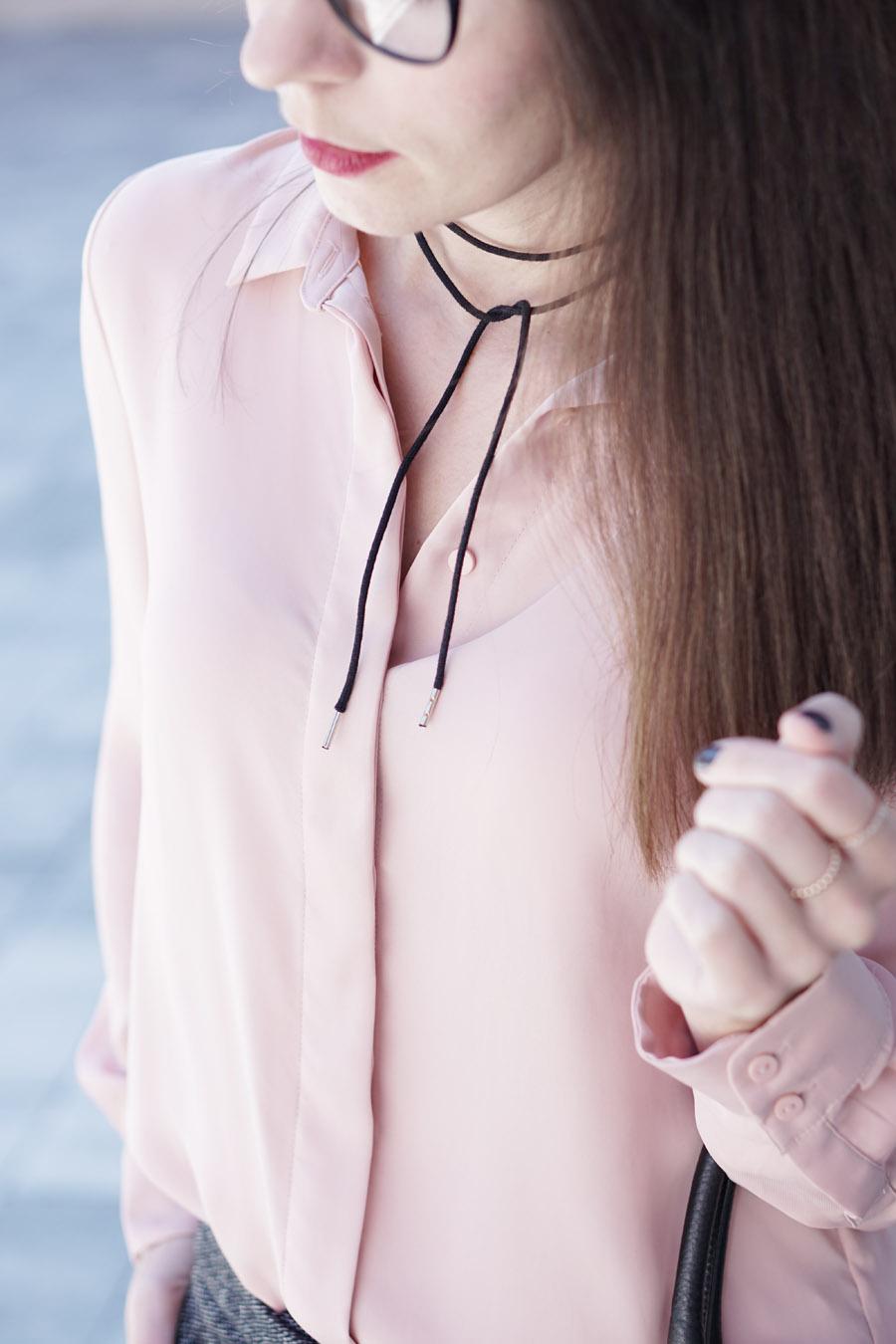 Outfit Choker – Wie trägt man Chocker Ketten 2