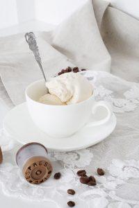 selbst gemachtes Kaffee Eis 2