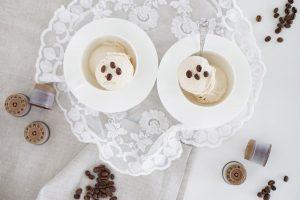 selbst gemachtes Kaffee Eis