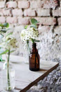 kleine Blumenvasen upcycling diy lemonaid 6