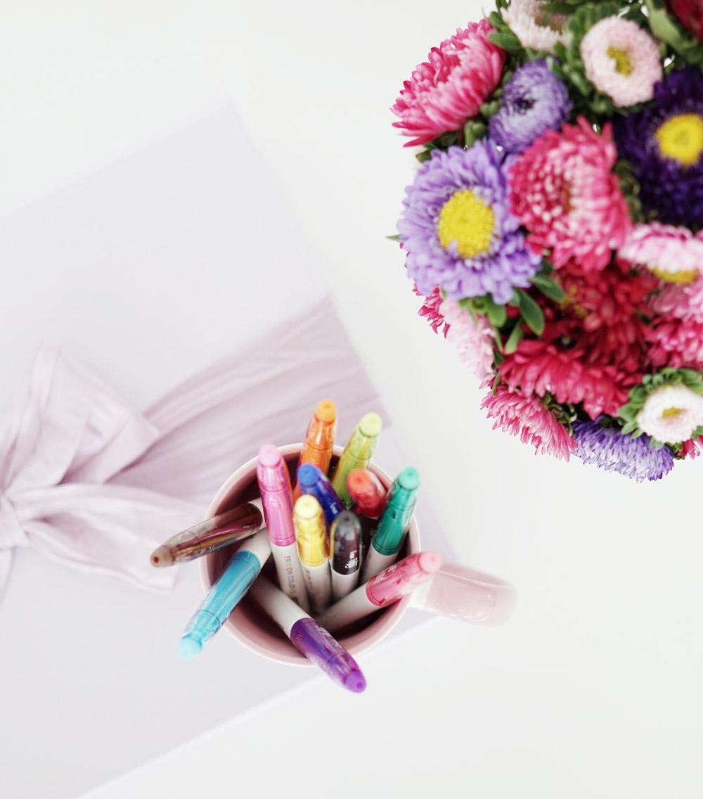 Selbstaendig Machen Tipps Entscheidungen Pilot Pen Frixion Colors 1