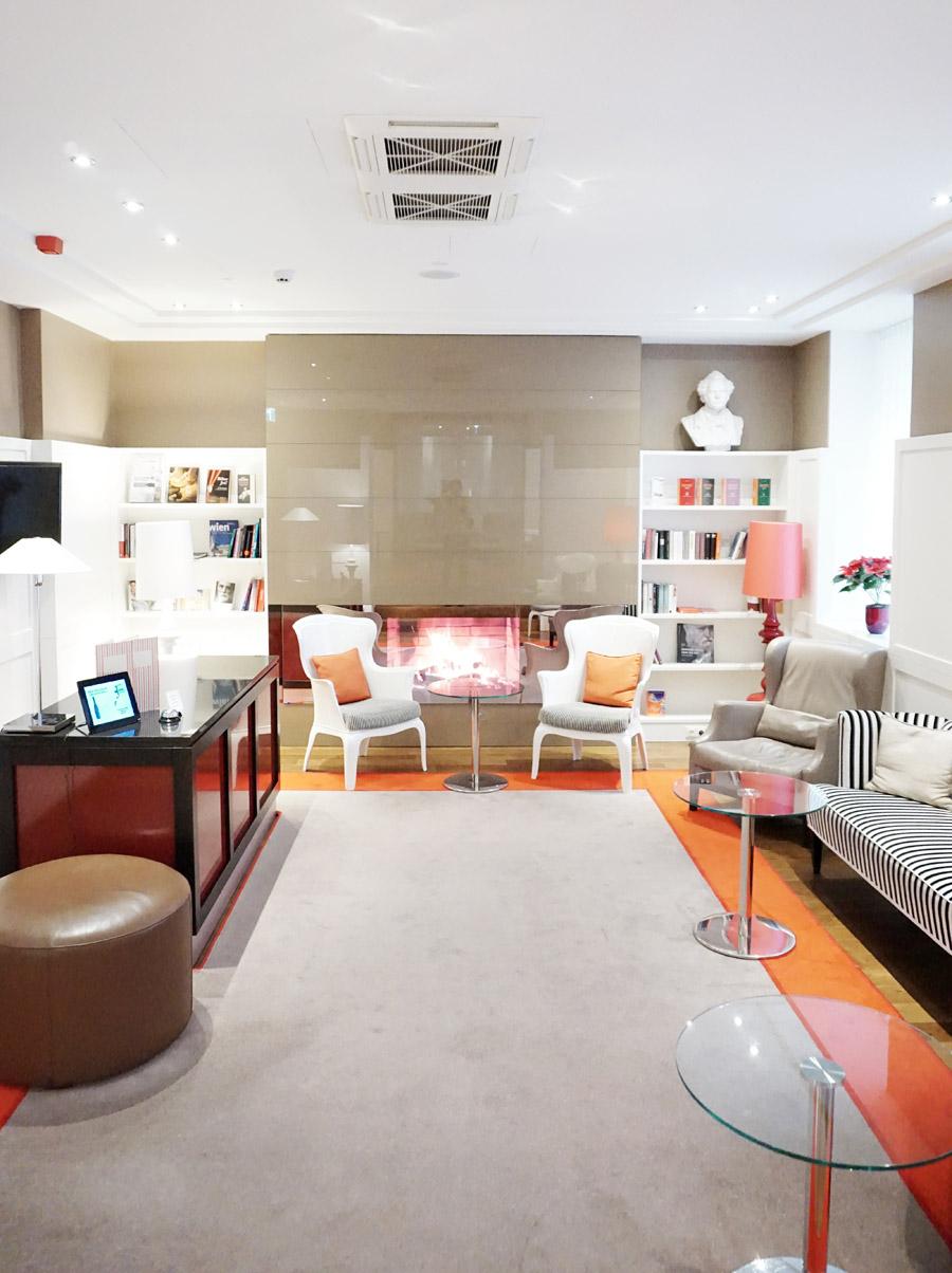 Erfahrung Bewertung Harmonie Hotel Wien 16