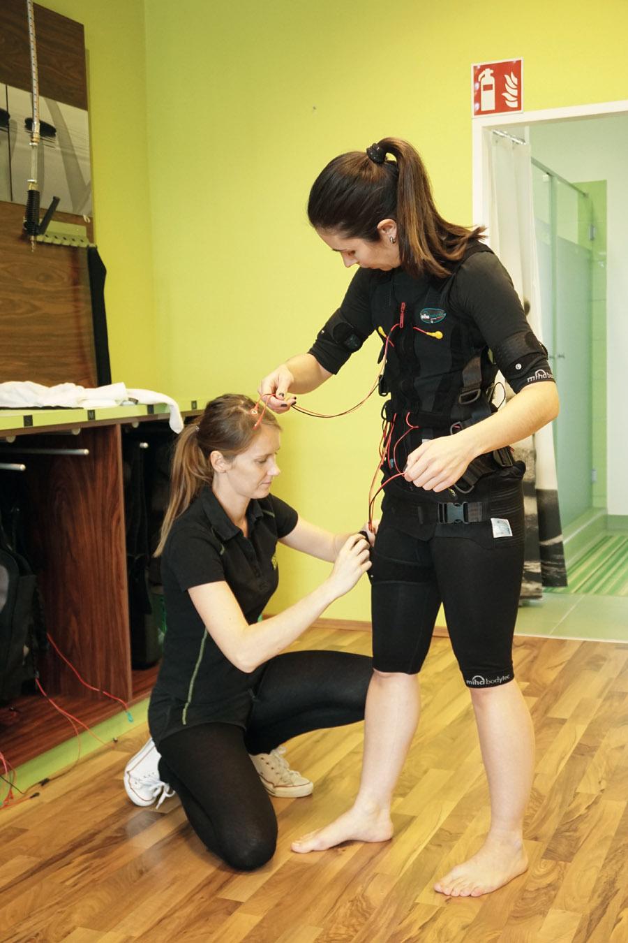 Erfahrungen Mandu EMS Training Rueckentour 2
