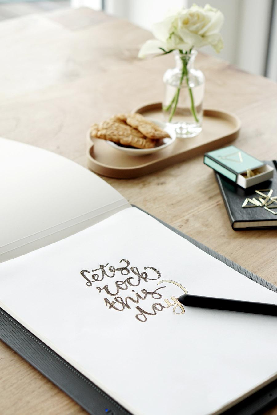 Tipps fuer mehr Kreativitaet mit dem Bamboo Slate 2