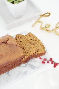 Suesskartoffelbrot Rezept - Sweet Potatoe Bread Recipe