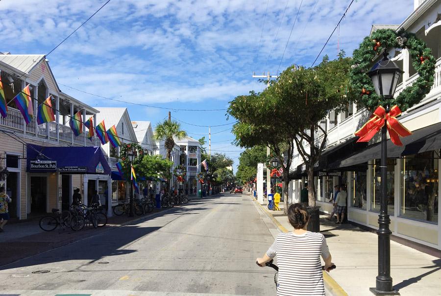 Travel Diary Reisebericht Key West Weihnachten 15