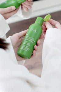 Meine Erfahrung mit der Ziaja Natural Olive Olivenöl Haarspühlung regenerierend