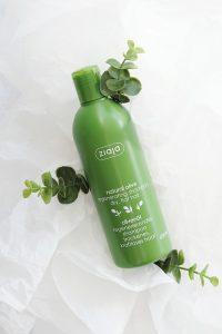 Meine Erfahrung mit dem Ziaja Natural Olive regenerierendes Shampoo für trockenes und kraftloses Haar.
