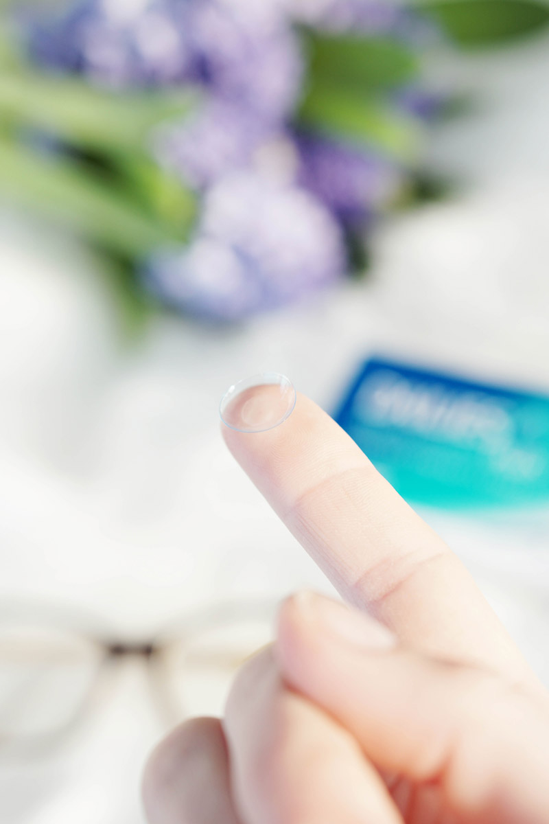 Kontaktlinsen Alcon AquaComfort Plus Ein-Tages-Kontaktlinsen 5