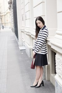 One Trend Different Styles Bold Stripes