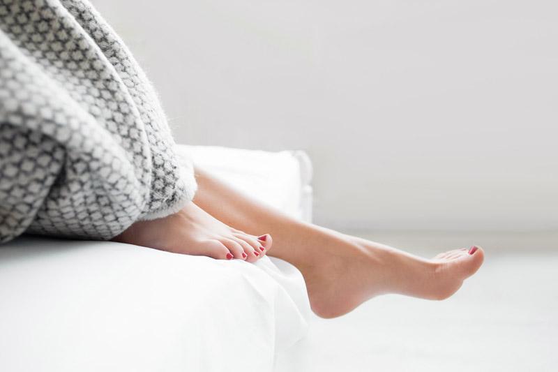 Tipps fuer einen erholsamen Schlaf bei Stress