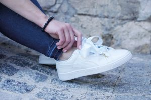Outfit Inspiration – Puma Basket Heart Sneakers