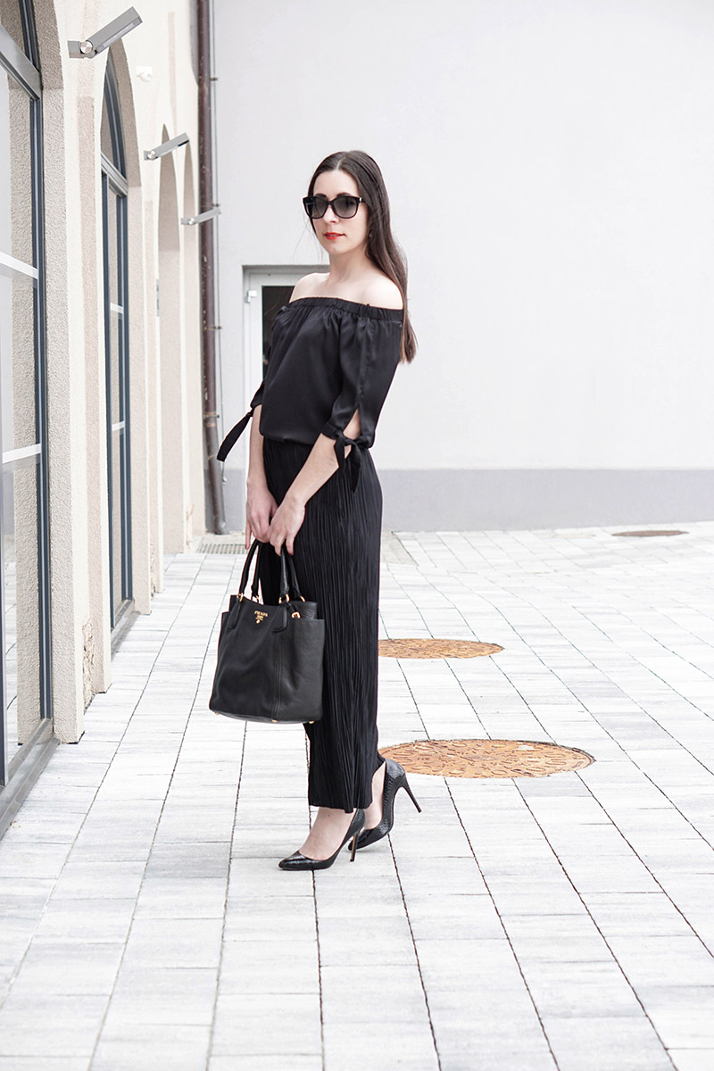 Plissee Culotte – 7 ways to wear Plissee