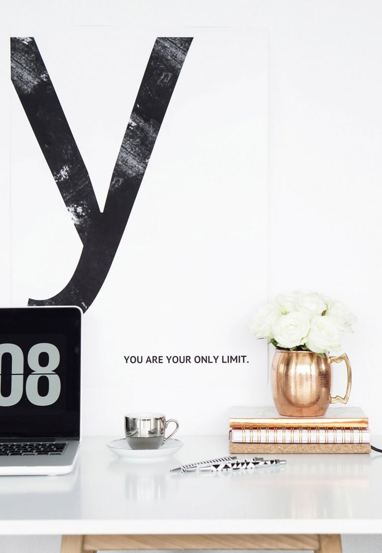Tipps – So kannst du deinen Schreibtisch persönlicher gestalten