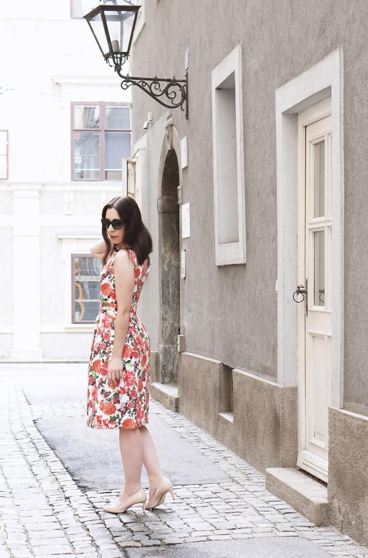One Trend - Different Styles: Sommerkleider mit Print | My ...