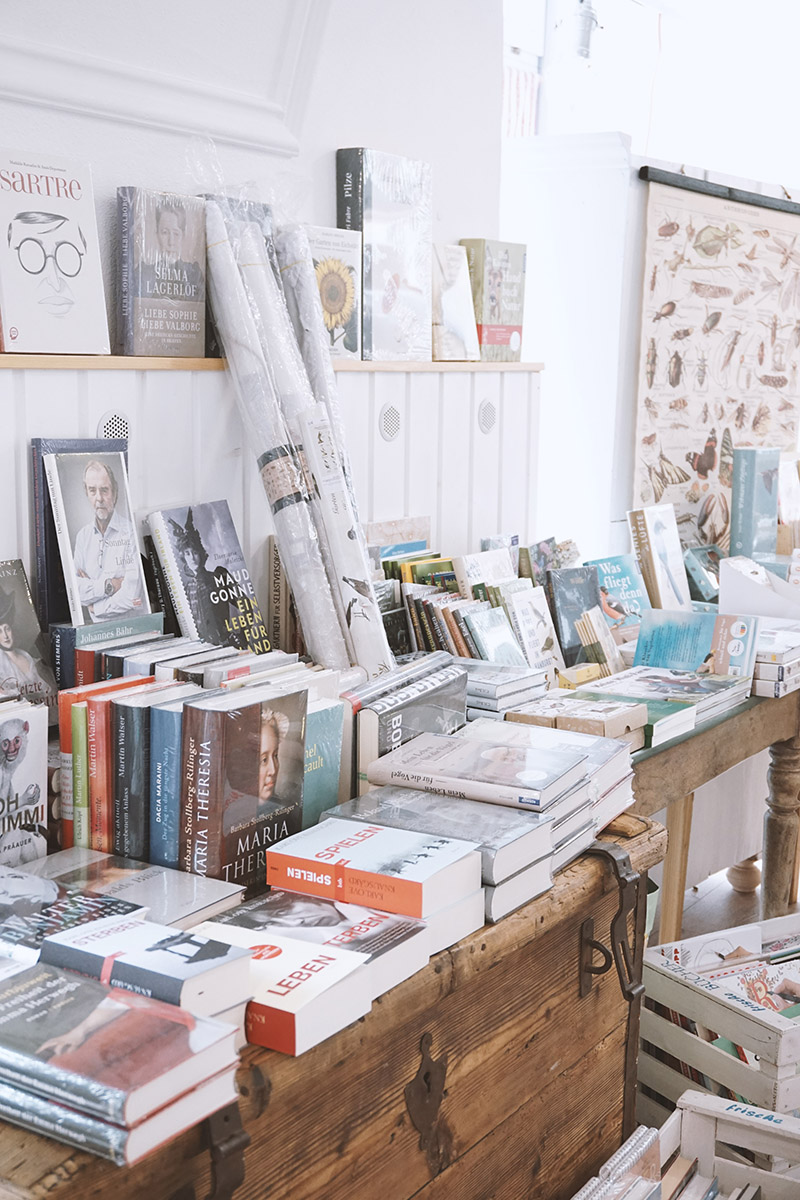 Graz Tipp: Buchhandlung Büchersegler, Mariahilferplatz