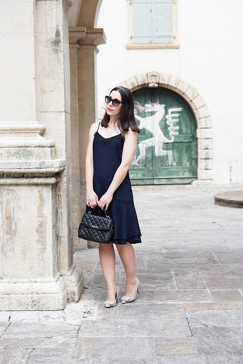 Mein Outfit mit dem Slip On Dress – 7 ways to wear