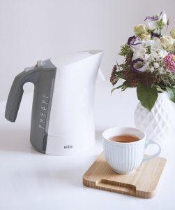 Schnelle gesunde Rezepte fuers Buero mit dem Wasserkocher von Braun