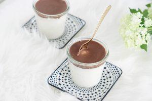 Clean Eating – Selbstgemachte Bounty Creme im Glas