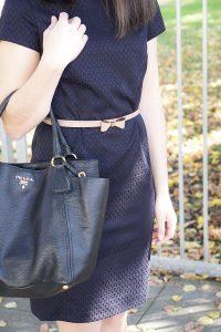 1 Teil 3 Outfits – Ich zeige dir, wie du dein Etuikleid kombinieren kannst, dass es für jeden Anlass passt.