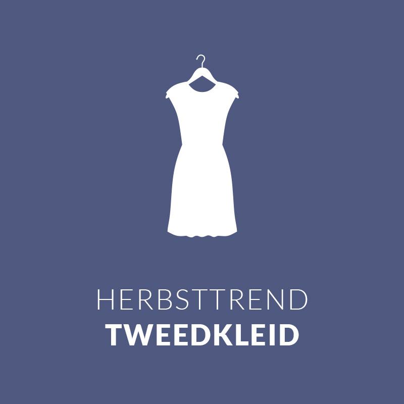 Herbsttrend Tweedkleid & Kombi-Ideen   My Mirror World